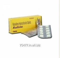 Osteoporosis - Arthritis    Raloxifene Tablets