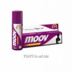 Moov Cream Pain Spray