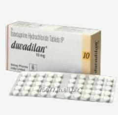 Duvadilan Isoxsuprine Tablets