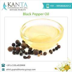 Highly Demanded Black Pepper Oil
