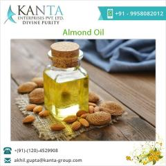 Fresh and Sweet Smelling Almond Oil