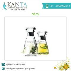Aromatic and Top Selling Nerol
