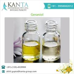 Best Grade Fragrant Geraniol