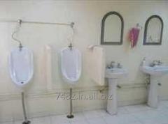 Portable Toilet - Prefab