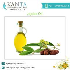 Organically Extracted Jojoba Oil