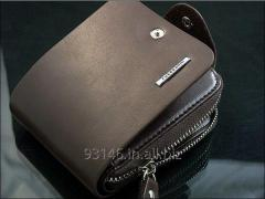 Fuerdanni Mens Leather Wallet