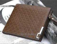 Pidengbao Mens PU Leather Wallet