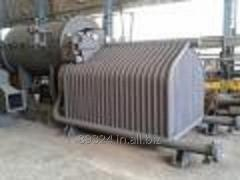 Combitherm-Three Pass Smoke Cum Water Tube Type Boiler