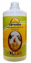 Ultimate Remedy for CRD & E.Coli in Poultry
