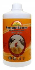 Immune Booster - Powerful Immunity Builder for Cattle & Poultry