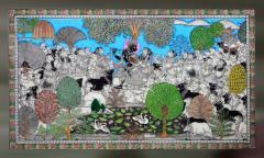 Samavaaya: The Perpetual Co-Inherence-Paintings