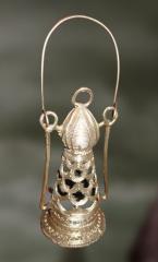 The Lantern - Dhokra Work of Art