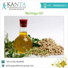 High Nutritional Value Moringa Oil Exporter