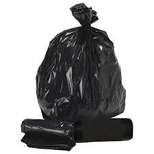 Garbage bags,