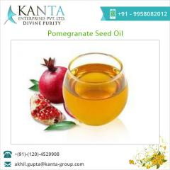 Best Quality Pomegranate Seed Oil for Skin Care