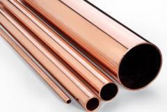 SN Copper Pipe And Copper rods
