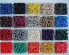 PVC Rubber Noodle Mat