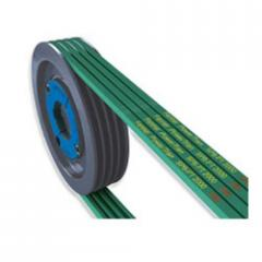 Green cover belts