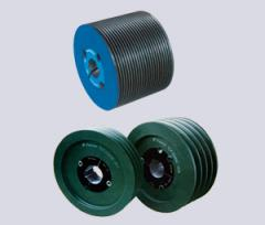 Taper- Lock bush pulleys