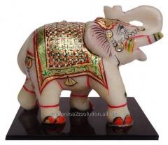 Marvel Elephant handicraft