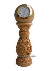 Wooden Tower  clock