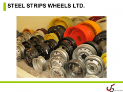 Steel and Alloy wheels