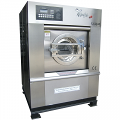 Commercial washing and dry cleaning machines