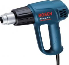 El arma del aire Bosch caliente