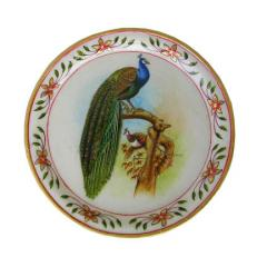 Marble Plate with painting