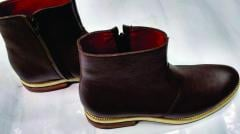 Shoes Calf Leather