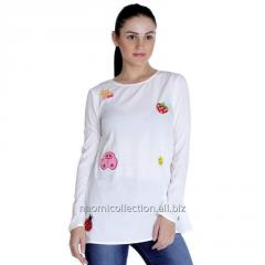 Casual Patch Top