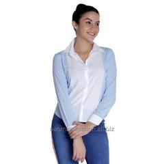 Two Color Formal Shirt