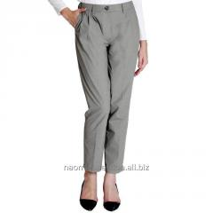 Pleated Formal Trousers