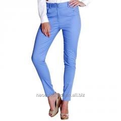 Powder Blue Trousers