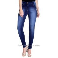 Stylish Blue Wash Jeans