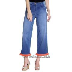 Tassle Bottom Jeans