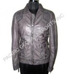 Soft Womens Leather Jacket