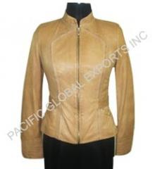 Formal Womens Leather Jacket