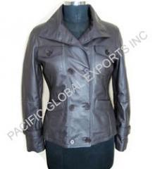 Smooth Leather Jacket