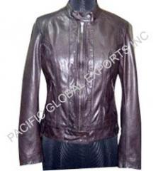 Stylish Womens Leather Jacket