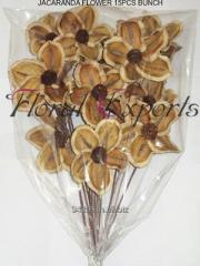 JACARANDA FLOWER 15PCS BUNCH