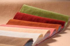 Velvet Flocked Fabric