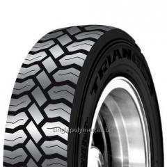Tire Tread Used In Old Tyres
