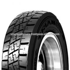 Precured tread rubber