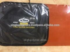 Radial patch /bais patch/tire patch with orange