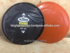 Cold patch orange color poly for sales tire repair