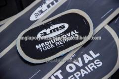 Hot sale tire Medium Oval patch