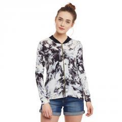 Multi Single Jersey Cotton Lycra Jacket