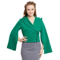 Green Scuba Jacket