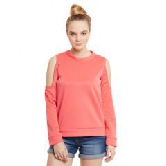 Pink Scuba Sweatshirt